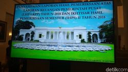 Jokowi Bersyukur Pemerintah Kembali Mendapat Predikat WTP