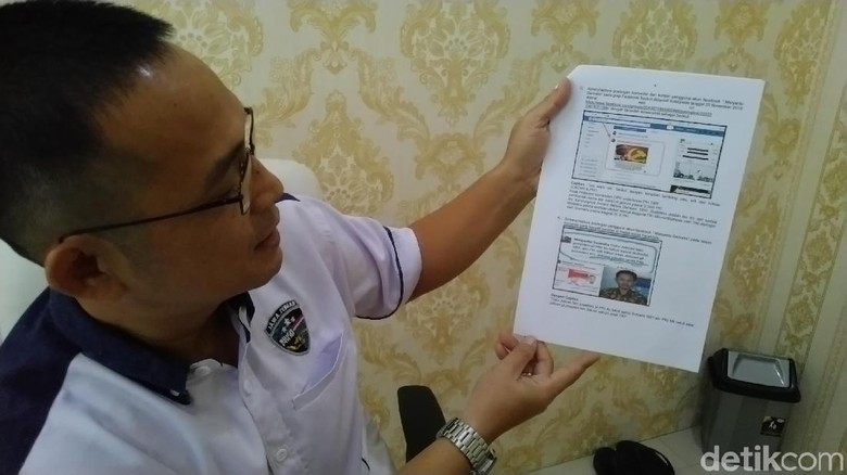 Caleg Gerindra Ditangkap, Begini Postingannya yang Dinilai Hina Jokowi