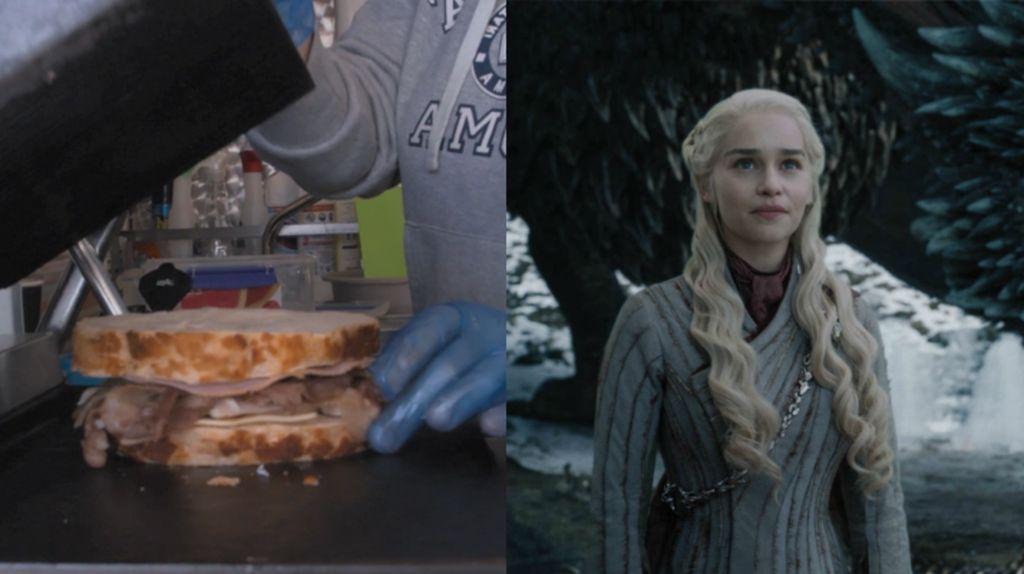 Sandwich Ini Jadi Makanan Favorit Pemain Game of Thrones di Lokasi Syuting