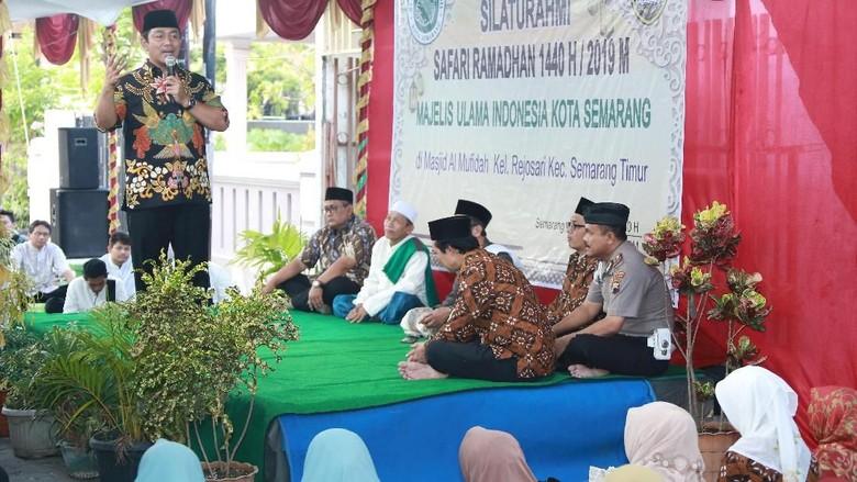 Wali Kota Semarang Pastikan Harga Bahan Pangan Stabil Jelang Lebaran