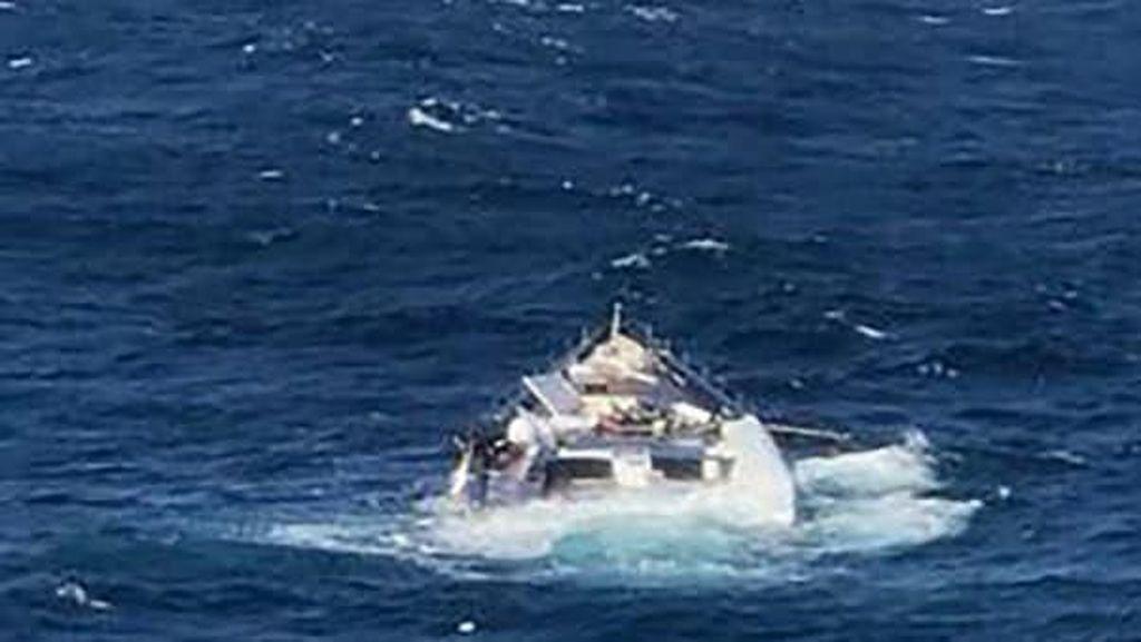 Tabrakan Kapal Terjadi di Filipina, 12 Orang Dilaporkan Hilang