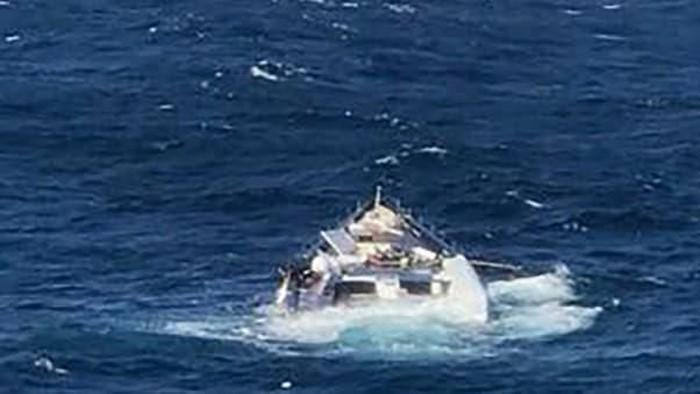 Yacht Mewah Ini Hilang Setelah Jatuh dari Kapal barang