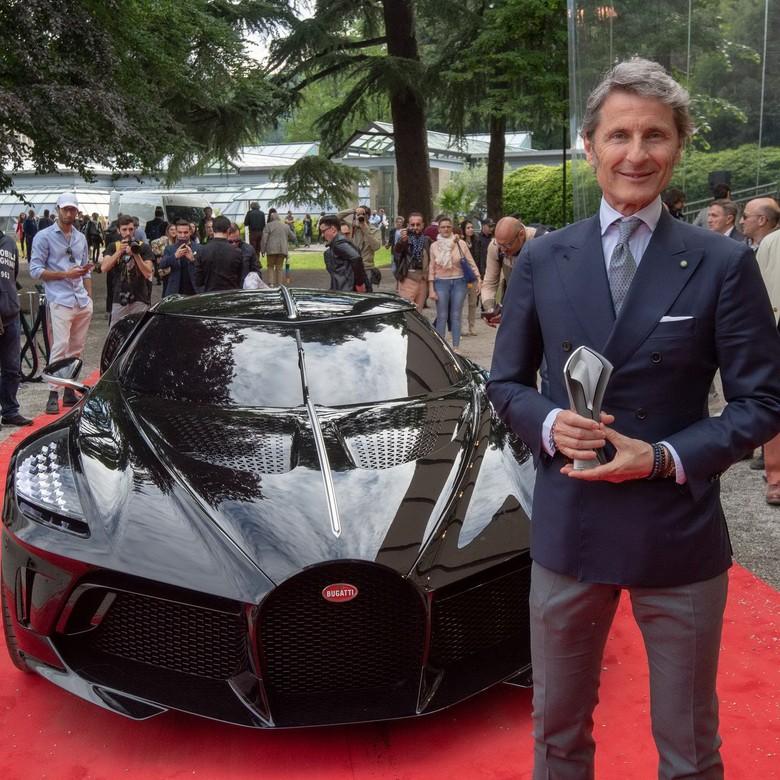 Bugatti Foto: Pool (carscoops)