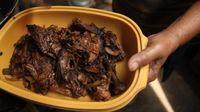 'Pagpag' Makanan Sisa dari Tempat Sampah Jadi Hidangan Favorit  di Filipina