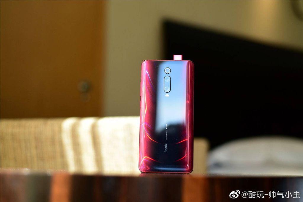 10. Redmi K20 Pro dengan nilai 456034. Foto: Weibo