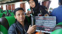 KLHK Kerahkan Milenial Awasi Sampah Selama Mudik di Cikampek