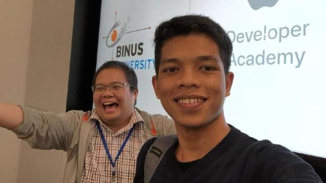 Perjuangan Pemuda Lulusan SMK Cirebon Sabet Beasiswa Apple