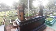 Sempat Rusak, Begini Kondisi Terkini Makam Ustaz Jefri Al Buchori
