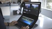 Intel Juga Punya Prototipe Laptop Dua Layar, Seperti Apa?