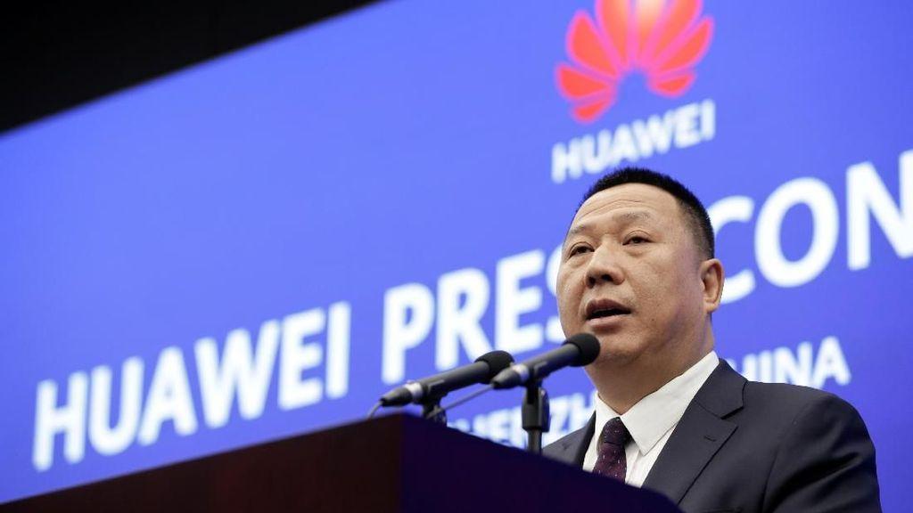 Huawei: AS Langgar Konstitusi