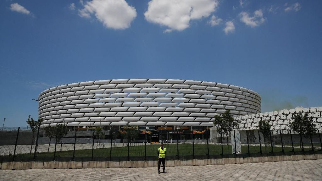 Final Liga Europa, Upaya Terbaru Azerbaijan Tutupi Pelanggaran HAM?