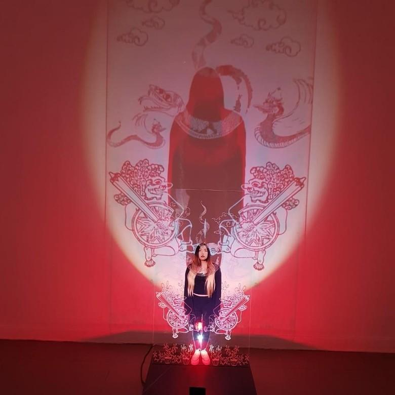 Keren! Citra Fotografi dan Seni Berkolaborasi di Karya Dua Perupa Foto: GNI/ Istimewa