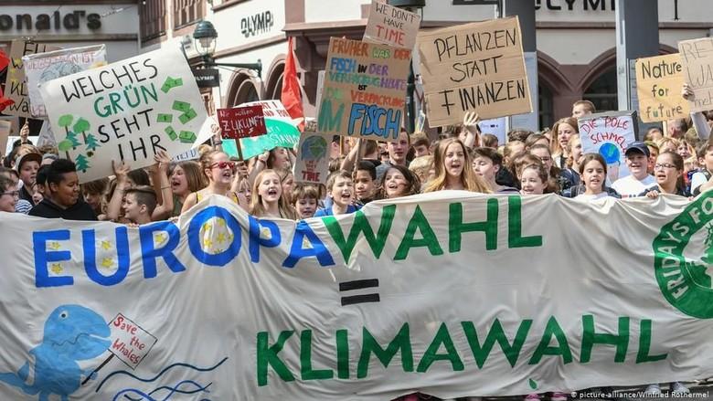 Ketika Kaum Muda Jerman Unjuk Kekuatan Politik