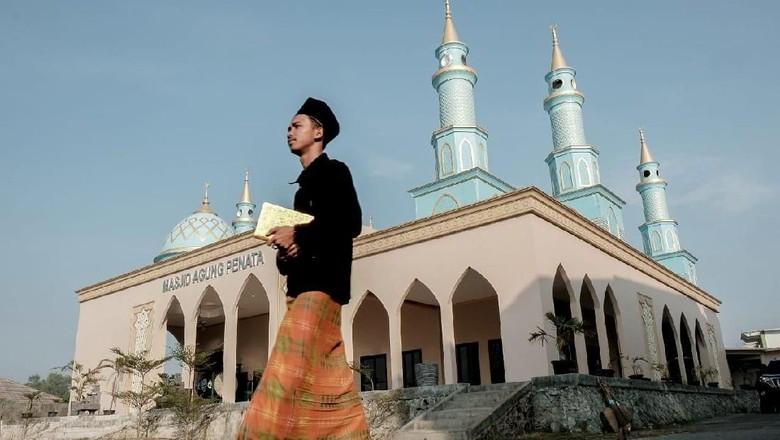 Masjid Agung Penata di Tanara (dok Kementerian Pariwisata)