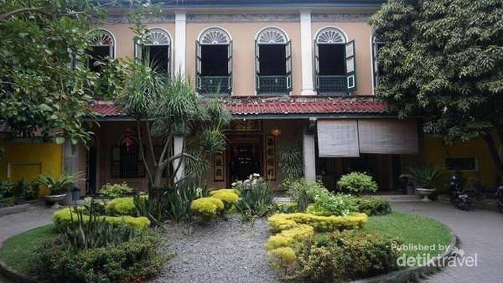 Tjong A Fie Mansion, Mesin Waktu ke Tahun 1900an