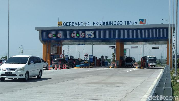 Tol Pasuruan-Probolinggo/Foto: M Rofiq
