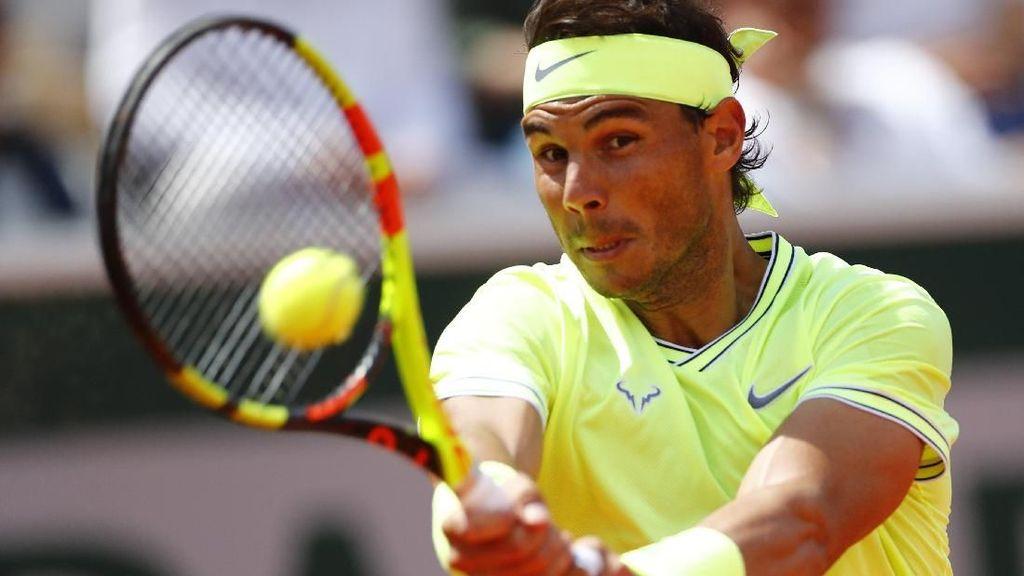 Nadal dan Federer Melangkah Mulus ke Babak Ketiga Prancis Terbuka