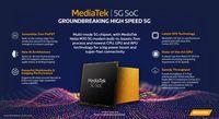 MediaTek Pamer Chipset 5G, Ini Kehebatannya