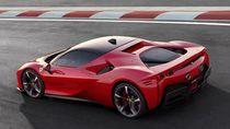 Ferrari Tidak Akan Bikin Supercar Listrik Sebelum Teknologi Elektrifikasi Lebih Maju