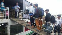 Mudik Gratis di Pelabuhan Tanjungwangi Banyuwangi Kurang Diminati