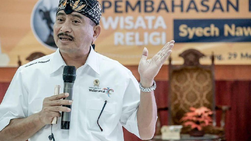 Kabupaten Serang Didorong Jadi Destinasi Wisata Halal