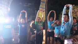 Iktikaf Run ala Sandiaga Uno, Olahraga Tengah Malam Sehat Nggak Sih?