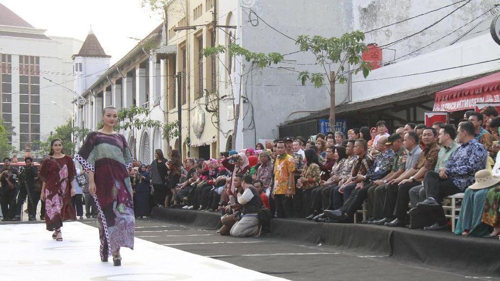 Semarang Digadang Jadi Kota Fashion