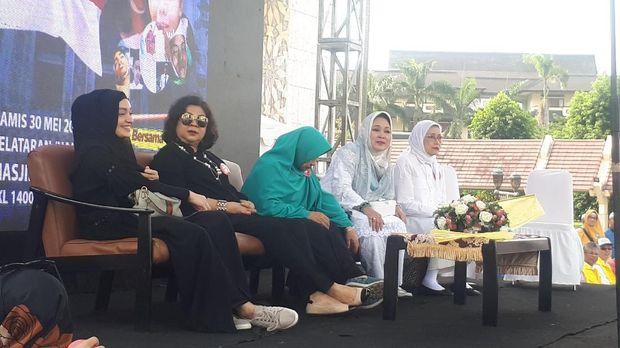 Para tokoh Presidium Emak-emak RI.