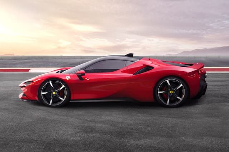 Ilustrasi Ferrari. Foto: Pool (Motoring)
