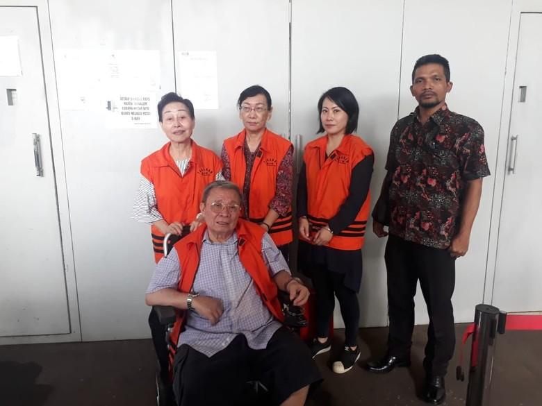 KPK Eksekusi 4 Penyuap Pejabat PUPR di Proyek Air Minum