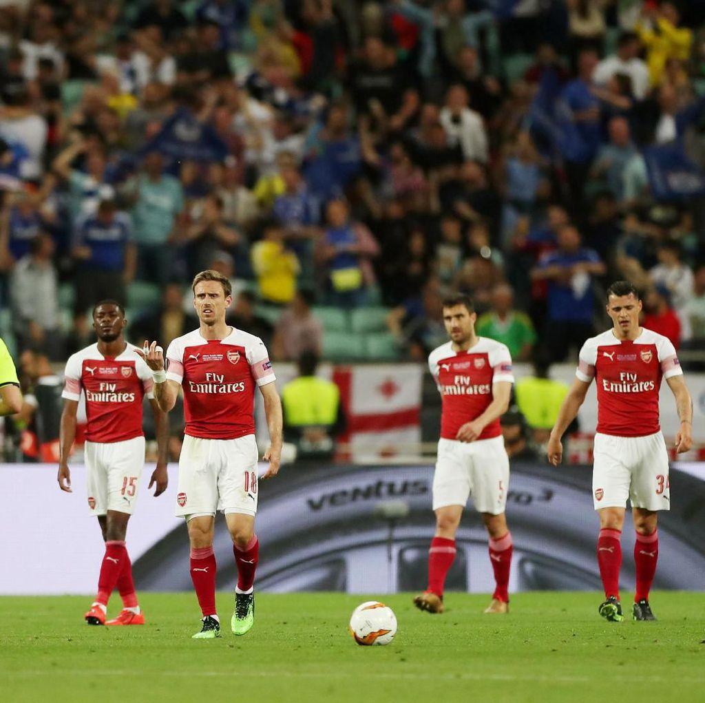 Lehmann: Arsenal Kehilangan Arah