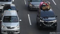 Tol Jakarta-Cikampek Macet dari Km 17 sampai Km 28 Cikarang Barat