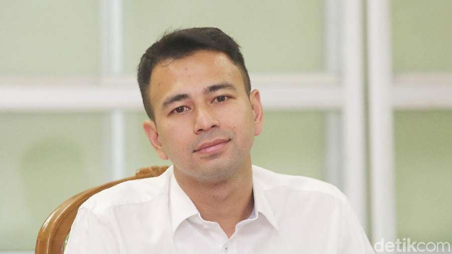 Raffi Ahmad Minta Maaf di Kantor MUI