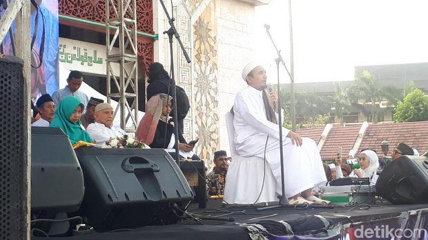 Amien Rais hingga Fadli Hadiri Doa Bersama Emak-emak untuk Korban 22 Mei