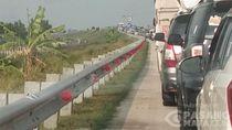 Tol Pejagan-Pemalang Macet 14 Km Imbas Kecelakaan