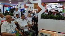 Video Conference, Menhub Pantau Arus Mudik di Jakarta hingga Makassar