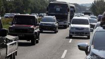 Skema Satu Jalur di Tol Trans Jawa Efektif, Besok Kembali Normal