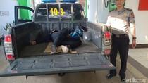 Pemudik Motor Tewas Tabrak Bus di Cipatat Bandung Barat