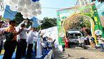 Jamkrindo Berangkatkan 1700 Peserta Mudik Bareng BUMN