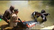 Bocah 12 Tahun Tewas Tenggelam Usai Jalan Ikan di Sungai