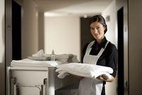 Ilustrasi housekeeper (iStock)