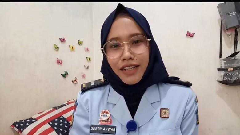 Senangnya Debby, Sipir Lulusan SMA Kini Kantongi Gaji Rp 5,9 Juta/Bulan