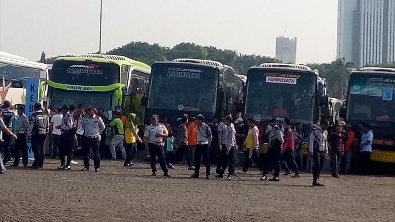 Pemprov DKI Luruskan Informasi soal Mudik Gratis: Anggaran Sewa Bus Rp 11,4 M