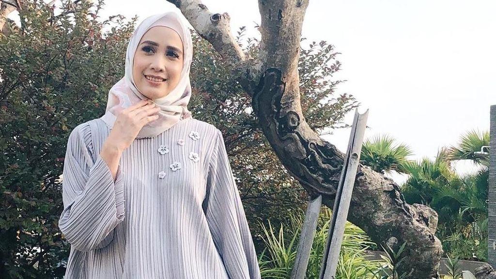 Biasa ke Bandung, Fanny Fabriana akan Lebaran di Amerika Tahun Ini
