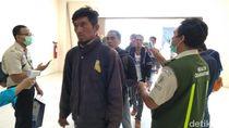 Antisipasi Malaria, Suhu Tubuh Pemudik di Pelabuhan Tanjung Perak Diperiksa
