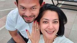 Ungkapan Pertama Lulu Tobing Usai Resmi Menikah Lagi