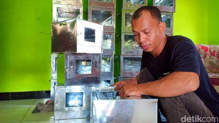 Foto: Peluang Usaha Oven (Sitti Harlina/detikFinance)