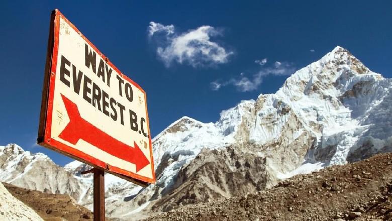 Gunung Everest (iStock)