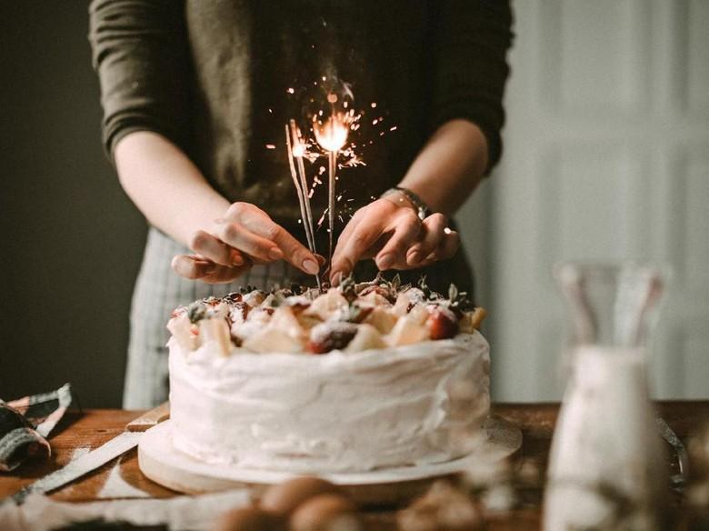 lustrasi ulang tahun. Foto: iStock