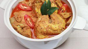 Resep Ramadan : Gulai Ayam Cubadak